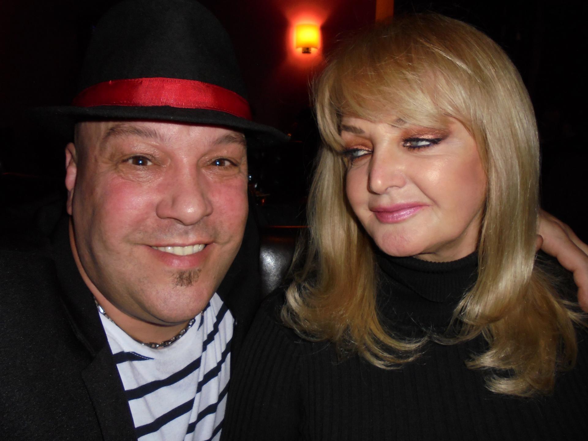 Bonnie Tyler Prestation magie restaurant