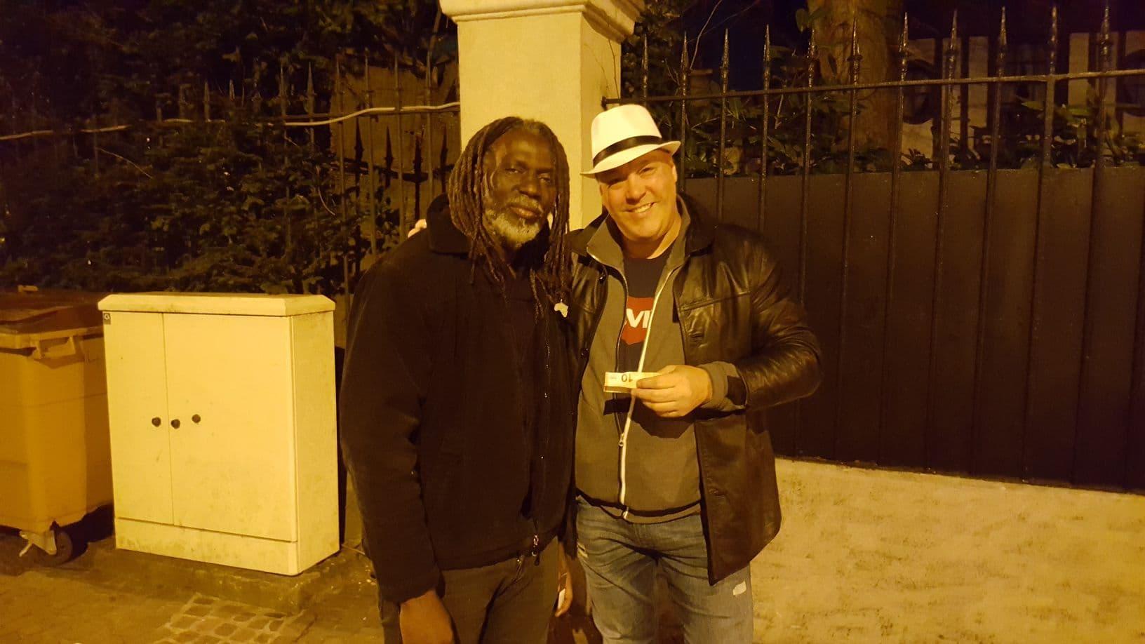 Chanteur reggae Tiken Jah Fakoly