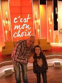 Levanah magie Paris télé
