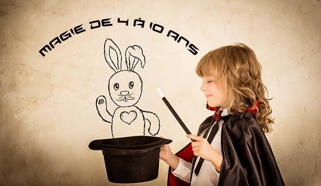 animation enfants magie