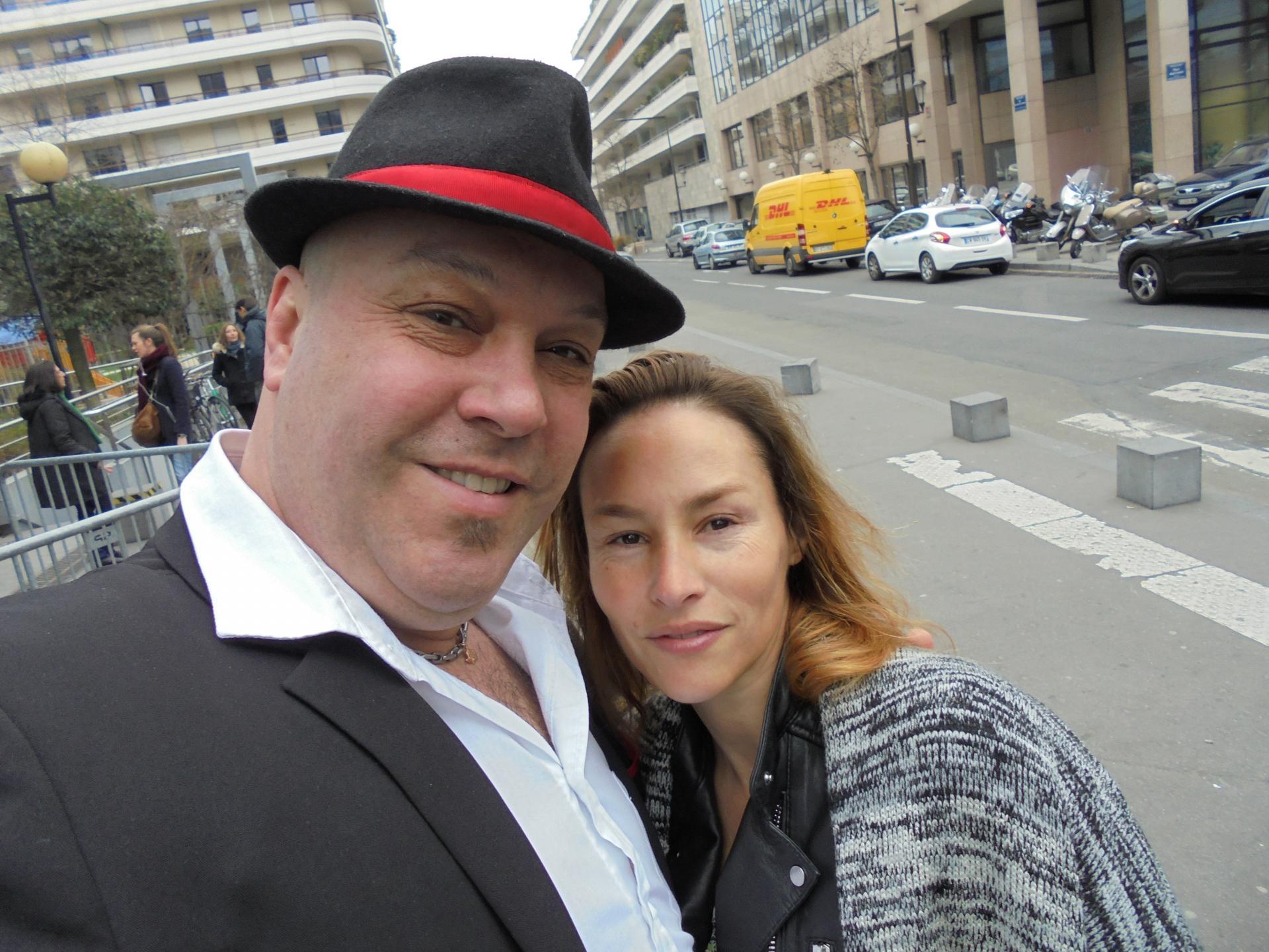 Vanessa Demouy magie de rue