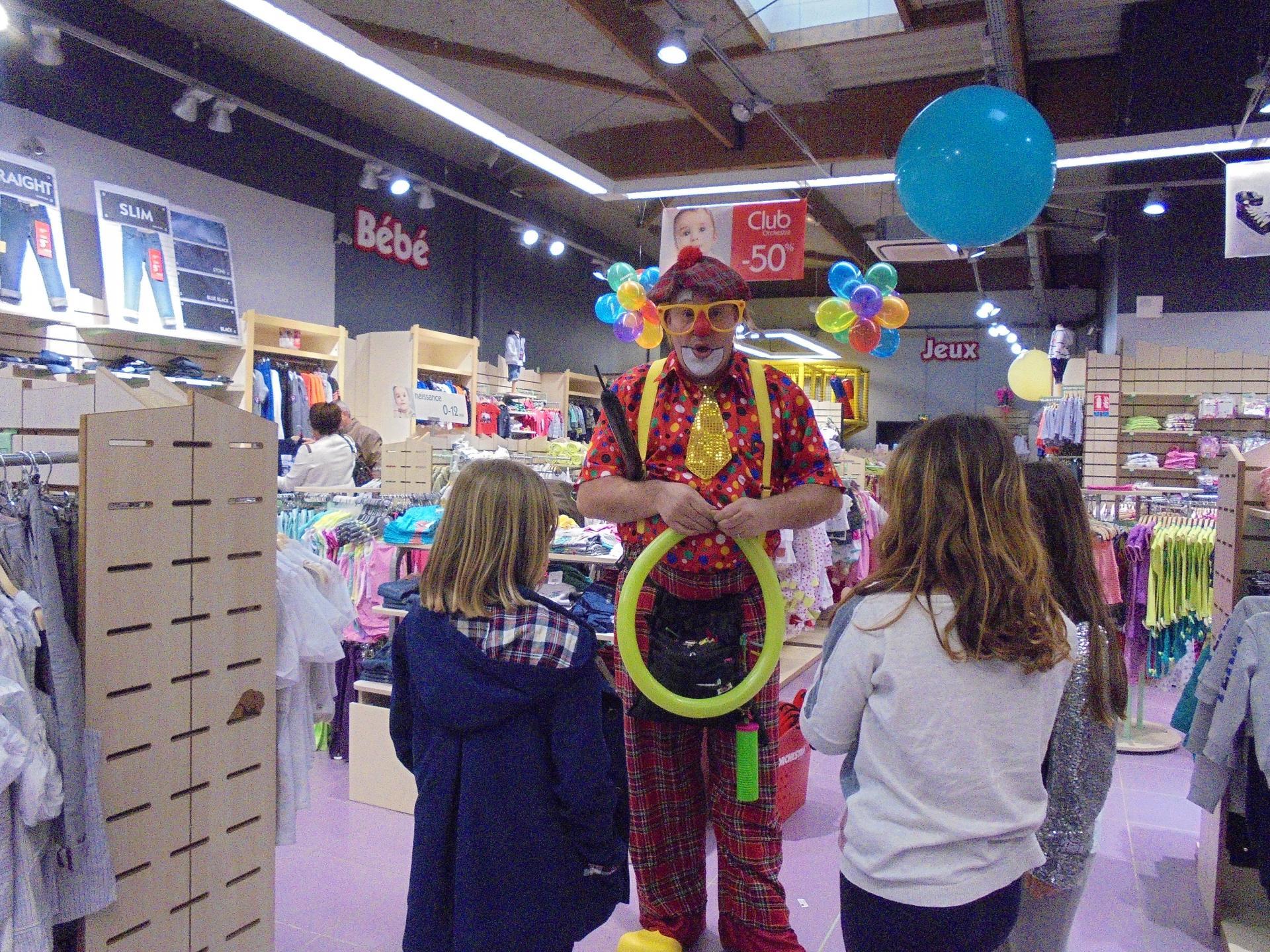 magicien pour enfants île de france